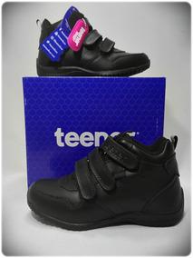 Zapato Escolar Niña Teener Modelo 306-6763
