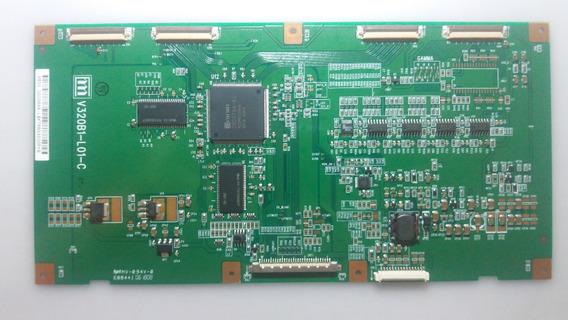 Placa T-con Gradiente Lcd3230 V320b1-101-c