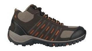 Tenis Caballero Escalar Montaña Antiderrapantes Hiking 16103
