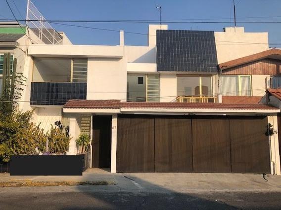 Casa Venta Residencial Acoxpa