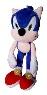 Peluche Sonic Boom 45 Cm Hermoso Suave Jugueteria Medrano