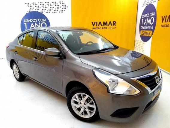 Nissan Versa 1.6 16v Flex Sl 4p Manual 2015/2016
