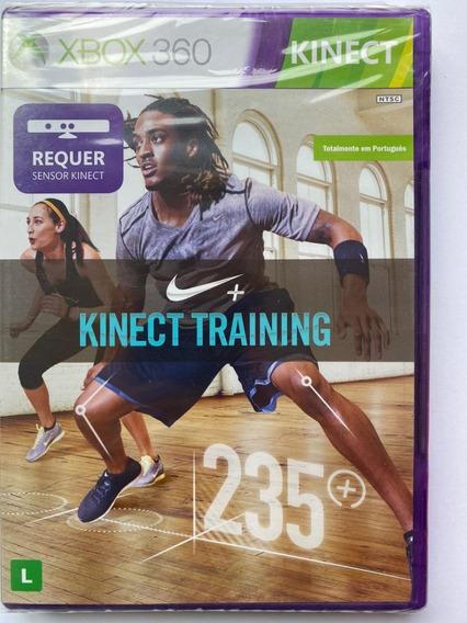 Kinect Training Original Xbox 360 Novo Jogo Em Português