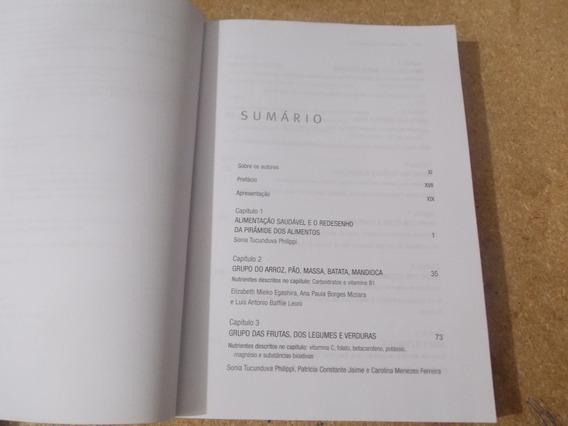 Livro Piramide Dos Alimentos
