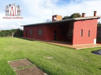 Chácara Com 02 Dormitórios À Venda, 1000 M² Por R$ 300.000 - Tuiuti - Tuiuti/sp - Ch0072