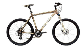 Bicicleta X-terra Mtb R26 Klt800 24 V Aluminio Susp/ Disco