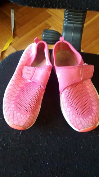Zapatillas Hush Puppies Rosas Talle 35