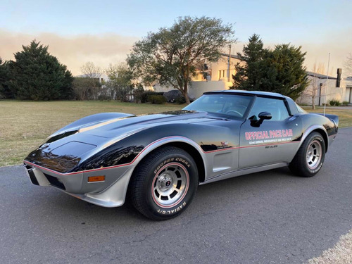 Chevrolet Corvette 25 Aniv Pace Car