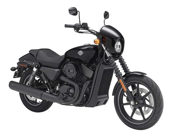 Moto Harley Davidson Street 750 Escala 1/12 Realista Romemut