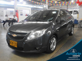 Chevrolet Sail Ltz M/t 1.4 Sd