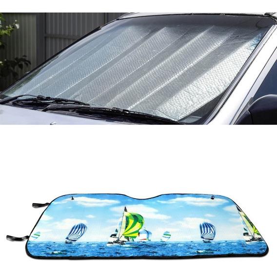 Protetor Solar Automotivo Para-brisa Universal Kite Surf