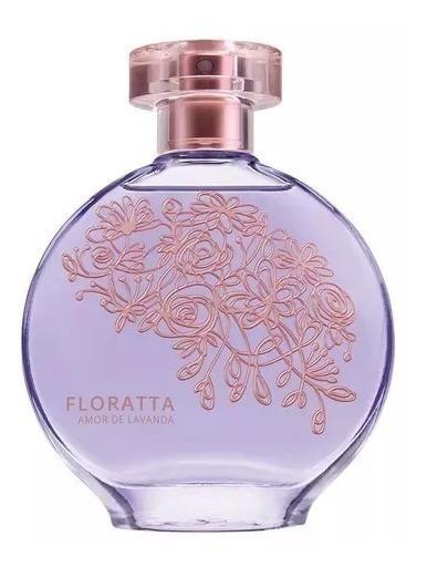 Perfume Floratta Amor De Lavanda Boticário 75 Ml Off