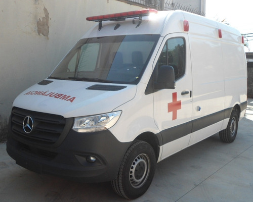 Ambulância Uti Mercedes-benz Sprinter 416 2021/2022 0km