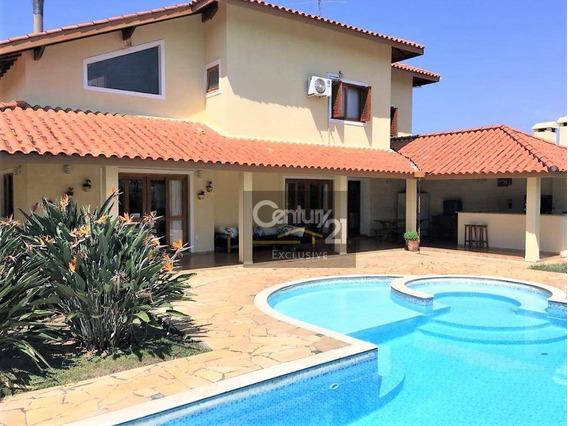 Casa Residencial À Venda, Vale Das Laranjeiras, Indaiatuba. - Ca0347
