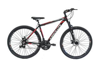 Bicicleta 29 Absolute 21v Câmbios Shimano Freio Hidráulico
