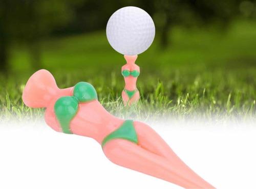 Tees De Golf Forma Bikini