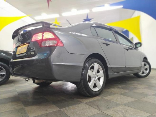 Honda Civic New  Lxs 1.8  Flex Automático 2009