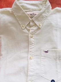 Camisa Masculina Hollister Original Blusa Frio Dia Dos Pais