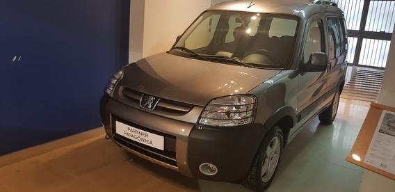 Peugeot Partner Patagónica 1.6 Vtc Plus 115cv. 0km 2020.