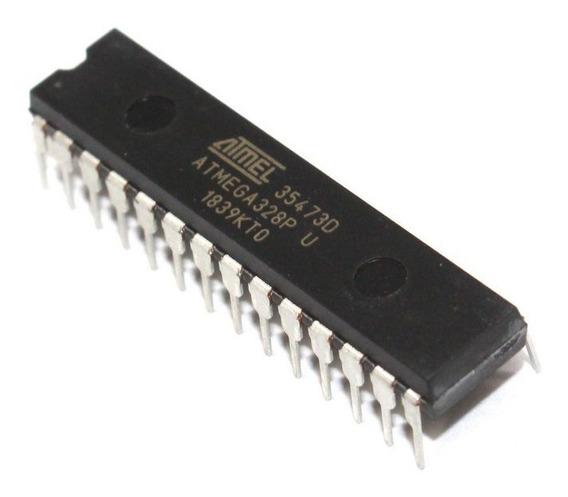 50x Microcontrolador Atmega328p-pu Atmega328p Pu Atmega328