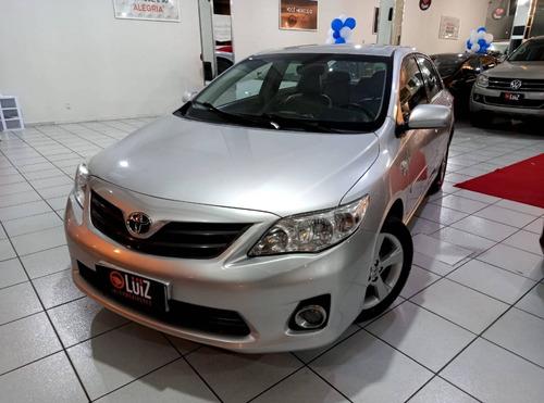 Imagem 1 de 6 de Toyota Corolla 1.8 Gli 16v Flex 4p Automático