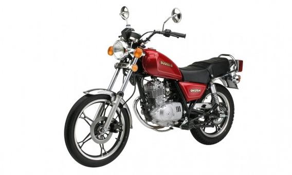 Suzuki Gn 125f En Motolandia Av Santa Fe 950