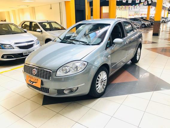 Fiat Linea Absolute 1.9 Dualogic Ano 2010/2010 (7063)