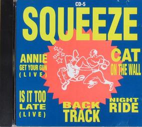 Cd Usa - Squeeze - Annie Get Your Gun (1990) **excelente!