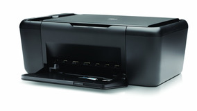 Impressora Multifuncional Jato De Tinta Hp F4480 Preta