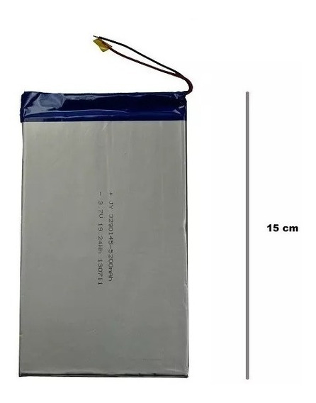 Bateria Tablet Jy3290145 3,7v 5200mah 19,24wh Usado
