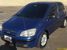 Hyundai Getz Gls - Sincrónica