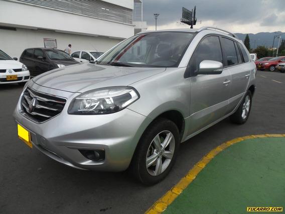Renault Koleos At 2500 Aa Ab