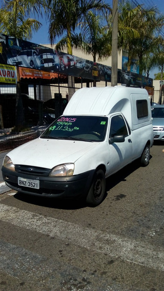 Ford Courier 1.6 Mpi L 8v Gasolina 2p Manual