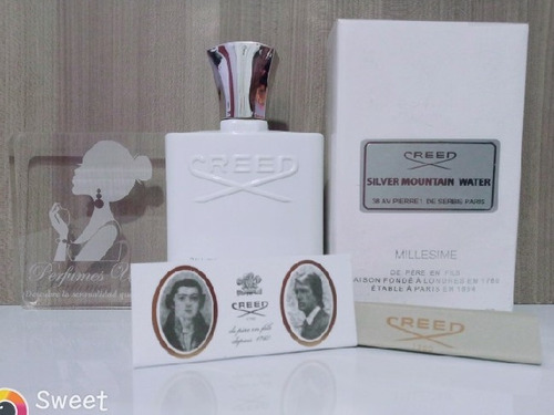 Perfume  Creed Silver Mountain 120 Ml - L a $417