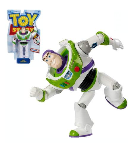 Imagem 1 de 6 de Boneco Toy Story - Buzz Lightyear 18cm - Disney Pixar Mattel