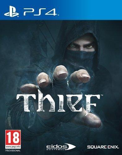 Jogo Ps4 Thief - Mídia Física