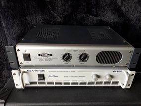 Potencia Voxman Pa900