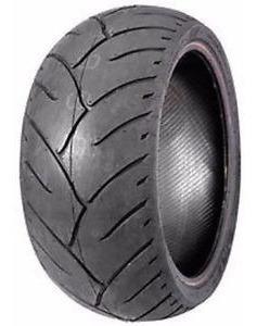Pneu Vroad V-vroad Par Dunlop 240/40-18 120/70-19