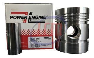 Subconjunto Motor Perkins 4-203 (pe)
