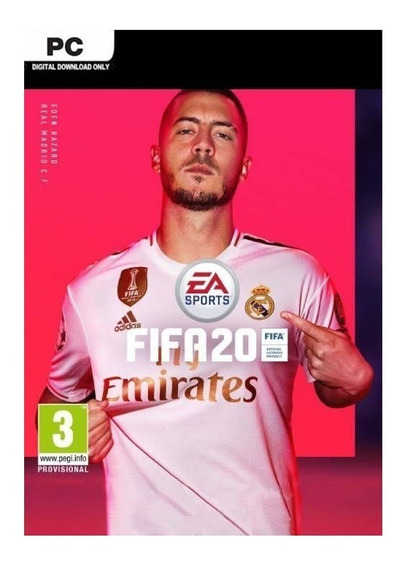Fifa 20 Pc - Original Offline Origin - Envio Imediato!