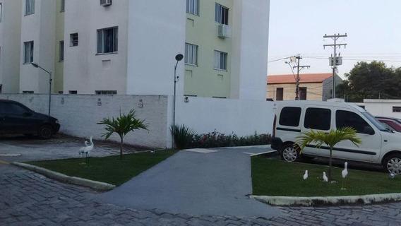 Apartamento Em Tribobó, São Gonçalo/rj De 50m² 2 Quartos À Venda Por R$ 140.000,00 - Ap362704