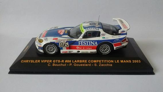 Ixo 1/43 Chrysler Viper Gts-r #86 Le Mans 2003