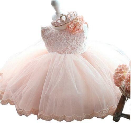 4d6b7d233b Vestido Infantil Princesa Bailarina Aniversario Daminha Bebe - R  99 ...