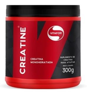 Creatina Monohidratada 300g Vitafor