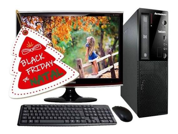 Computador Lenovo Edge 72 I3 3° Geraç 8gb Hd500gb - Seminovo