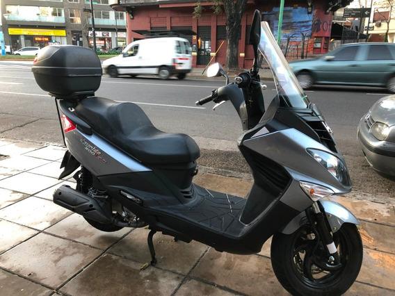 Scooter Sym Joyride 200i Evo Excelente Estado