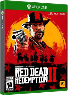 Red Dead Redemption Ii Usado Para Xbox One