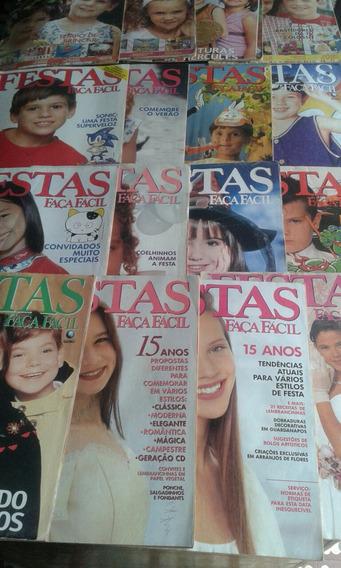 16 Revistas Festas Infantis