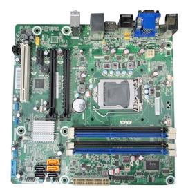 Placa Mãe 1155 Piq67cg Nova - Intel I3, I5 E I7 2ºgeração