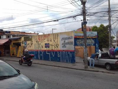 Terreno Plano Com 228 M², Comercial À Venda, Cidade Líder, São Paulo. - Te1513
